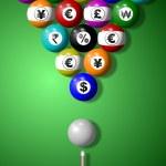 ������, ������: Money billiard game