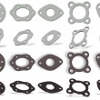 Gaskets set — Stock Photo
