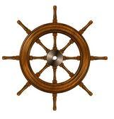 Ship wheel — Stock Photo