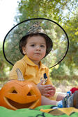 I'm ready for Halloween Party. Are You? — Stok fotoğraf