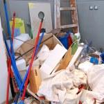 Постер, плакат: Cleaning mess