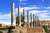 Temple of Venus and Rome — Stock Photo