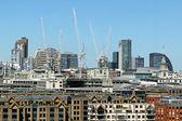 Londýn konstrukce — Stock fotografie