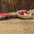 Rattan fruits — Stock Photo