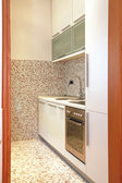 Contemporary kitchen detail — Stock Photo