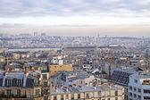 Paris cityscape — Stock Photo