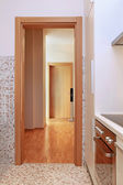 Kitchen entrance — Stock Photo
