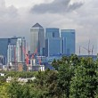 Stock Photo: Canary Wharf