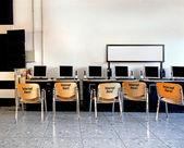 Internetcafé — Stockfoto