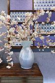 Flowers vase — Stock Photo