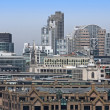 North London cityscape - Stock Photo