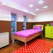 Child bedroom small — Stock Photo #27137821
