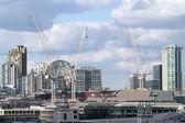 Construction London — Stock Photo