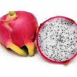 Dragon fruit cut — Stock Photo