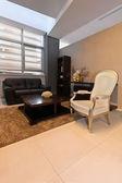 Malý obývací pokoj — Stock fotografie