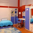Blue child bedroom — Stock Photo #30910505