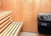 Accueil sauna — Photo