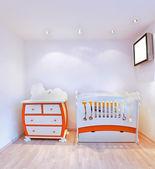 Nursery detail — Stock Photo
