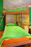 Kids bedroom — Stock Photo
