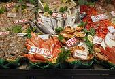 Stoisko ryb — Zdjęcie stockowe