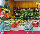 Market shop — Stock Photo