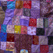 Patchwork textile — Photo
