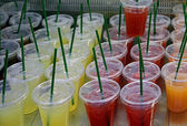 Fruit juices — Stok fotoğraf