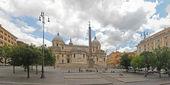 サンタ・マリア ・ マッジョーレ大聖堂 — ストック写真