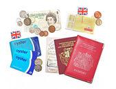 All things British — Stock Photo