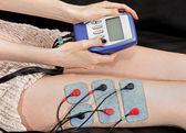 Electro stimulation therapy — Stock Photo