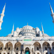Stok fotoğraf: Beautiful Blue Mosque