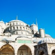 Beautiful Blue Mosque — Stock Photo