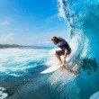 Surfing — Stock Photo #14320845