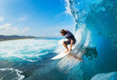 Surfing — Foto de Stock
