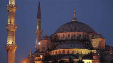 Hagia Sophia, Great Church in Istanbul — Stock Video #15320049