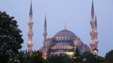 Hagia Sophia, Great Church in Istanbul — Stock Video