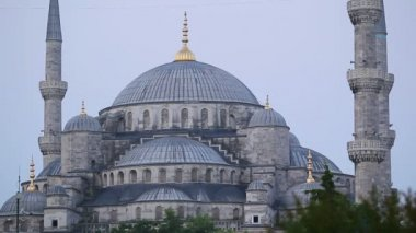 Hagia Sofia Mosque, Istanbul, Turkey — Stock Video