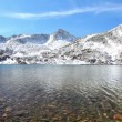 Beautiful Mountain Lake, Eastern Sierras, California - Foto Stock