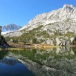 Beautiful Mountain Lake, Eastern Sierras, California - Stock Photo