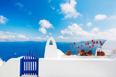 Santorini Island, Greece — Stockfoto