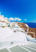 Santorini Island, Greece — Stock Photo