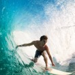 Stock Photo: Surfer