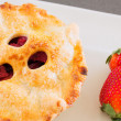 Stock Photo: Berry Pie