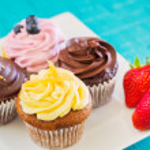 Cupcakes — Stock Photo #27766777