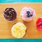 Cupcakes — Stock Photo #27766877