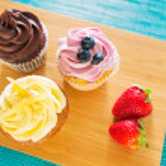 Cupcakes — Stock Photo #27766883