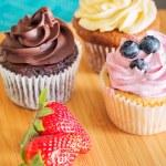 Cupcakes — Stock Photo #27766891