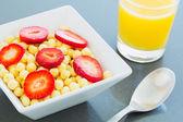 Tazón de cereal — Foto de Stock