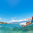Kiteboarding — Stock Photo #31189359