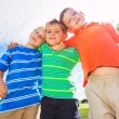 Happy Group of Young Kids — Stock Photo #31189675